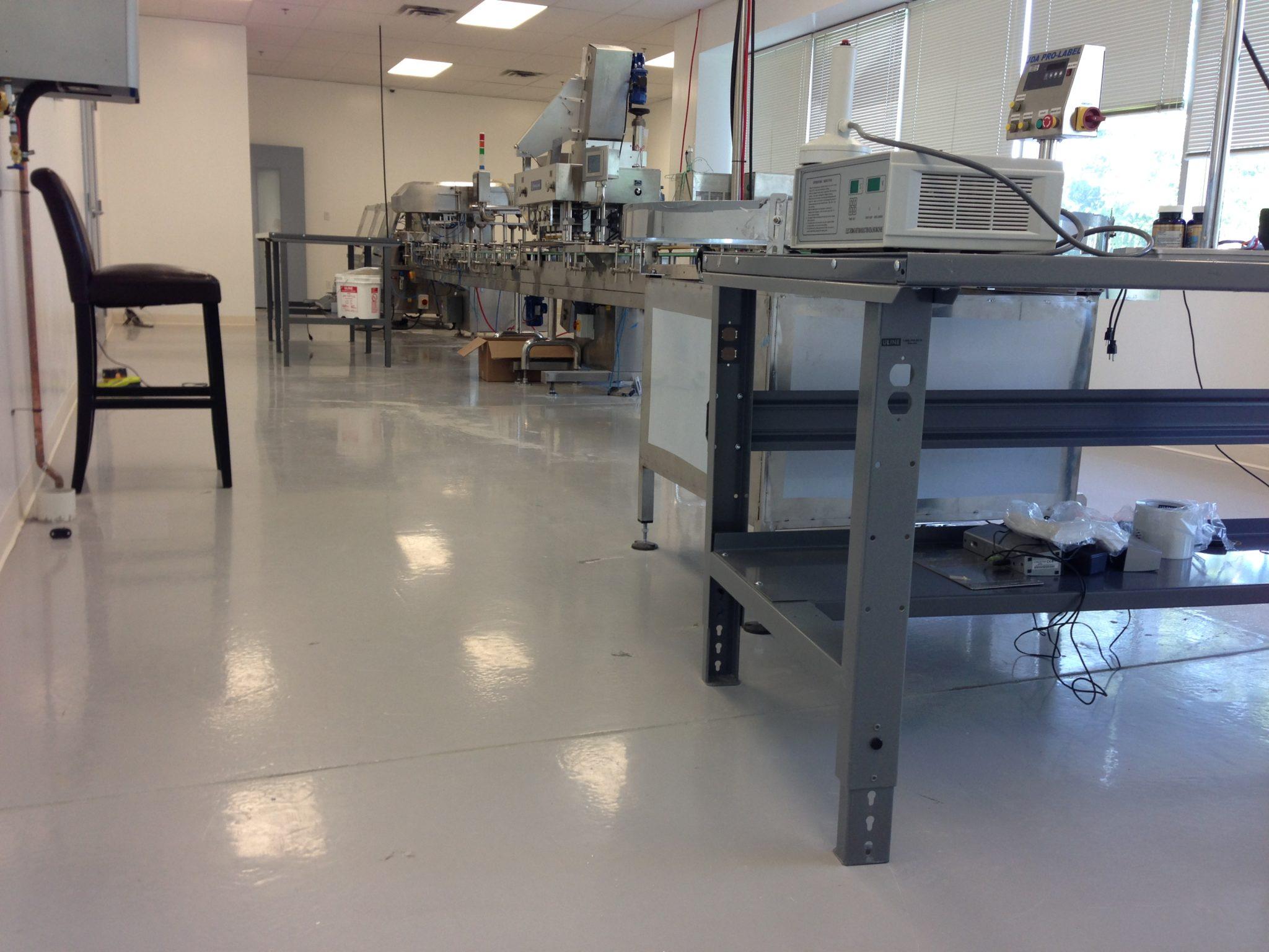 Static DissipativeConductive Epoxy Flooring TOP FLOOR EPOXY - Conductive flooring specifications
